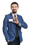 Business representative Royalty Free Stock Photo