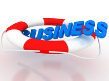 Business Rescue Stock Images