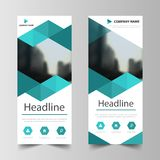 Business Roll Up Banner flat design template ,Abstract Geometric banner template Vector illustration set, abstract presentation vector illustration
