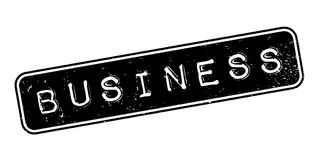 Business rubber stamp Stock Photos