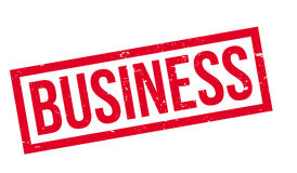 Business rubber stamp Royalty Free Stock Images