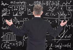 Business, Sales, Marketing, Math Problems Stock Photos