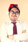 Business Santa Royalty Free Stock Images