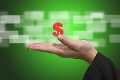 Business Saving Insurance Concept