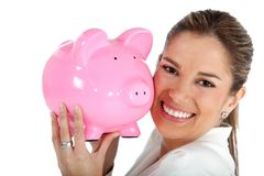 Business savings Royalty Free Stock Photography