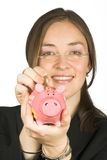 Business savings Stock Photo