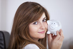 Business savings Royalty Free Stock Photography