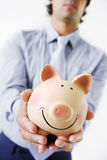 Business savings Royalty Free Stock Photo
