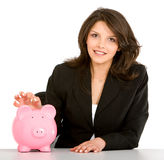 Business savings Stock Photography