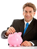 Business savings Stock Photos