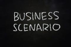 Business Scenario Royalty Free Stock Image