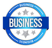 Business seal Royalty Free Stock Photo