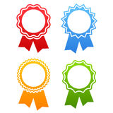 Business seal icon Stock Image