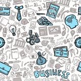 Business Seamless Pattern Stock Photos