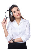 Business search concept. Stock Photography