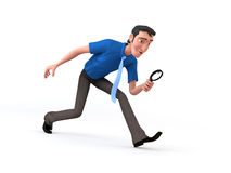 Business Searching Royalty Free Stock Image