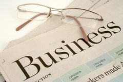 Free Business Section Royalty Free Stock Photography - 815657