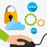 Business security design Stock Images