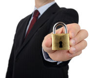 Business security Stock Photography