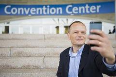 Business selfie Stock Photos