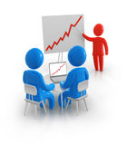 Business seminar Royalty Free Stock Photo