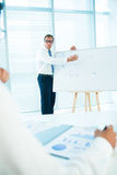 Business seminar Royalty Free Stock Images