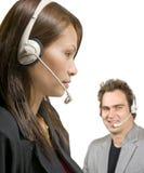 Business Service team stock photo
