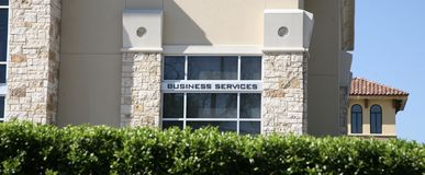 Business Services Royalty Free Stock Photography