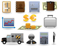 Business set Royalty Free Stock Photos