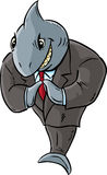 Business Shark Royalty Free Stock Images