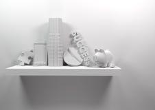 Business Shelf stock photography