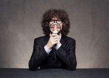 Business shh Stock Images