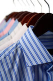 Business shirts Royalty Free Stock Photo