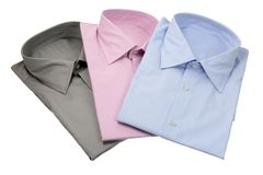 Business Shirts Royalty Free Stock Photography