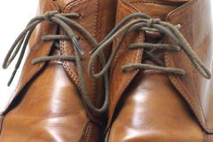 Business shoes Royalty Free Stock Image