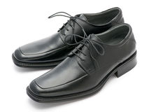 Business shoes Stock Images