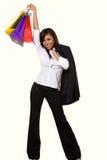 Business shopper Stock Photo
