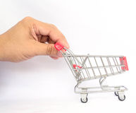 Business shopping Royalty Free Stock Images
