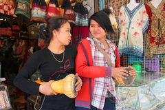 Business in Siemreap Royalty Free Stock Photo