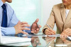 Business situation Stock Photography