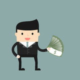 Business situation Royalty Free Stock Photos