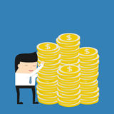 Business situation Royalty Free Stock Photography