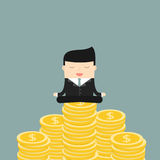 Business situation Royalty Free Stock Images