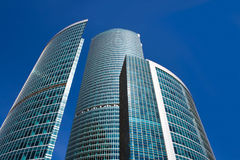 Business skyscrapers Royalty Free Stock Image