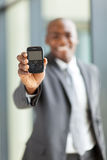 Business smart phone Stock Images