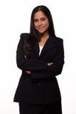 business smiling woman Στοκ εικόνες με δικαίωμα ελεύθερης χρήσης
