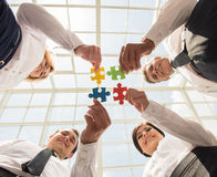 Business solutions Stock Photography