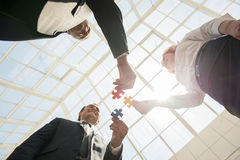 Business solutions Royalty Free Stock Image