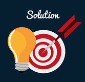 Business solutions and teamwork Stock Photo
