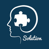 Business solutions and teamwork Royalty Free Stock Photography
